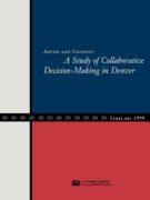 Advise and Consent - A Study of Collaborative Decision-Making in