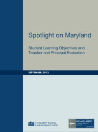 Spotlight On Maryland