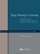 Tying Earning to Learning
