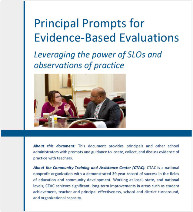 Principal Prompts For Evidence-Based Evaluations